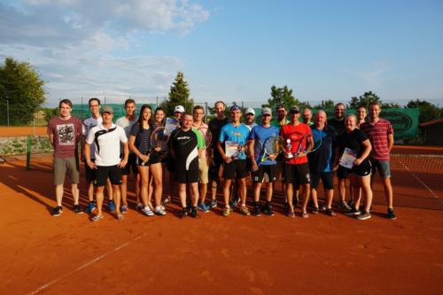 Hobby-Tennisturnier 2019